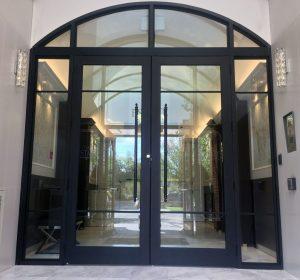 Aluminum Doors & Entrances
