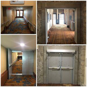 Fire Rated Steel Doors & Frames